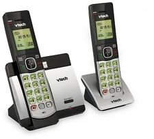 VTech DECT 6.0 Expandable Cordless Phone (CS5119-2) w/ Caller ID and Call Wait