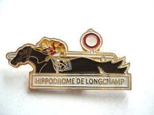 PINS COURSE CHEVAL Hippodrome de Longchamp Paris JOCKEY