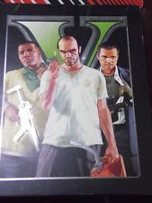 Grand Theft Auto V - Collector's Edition (Sony PlayStation 3, 2013) - Steel case
