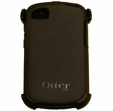 NEW Otterbox Defender Case for Blackberry Q10 with Belt Clip