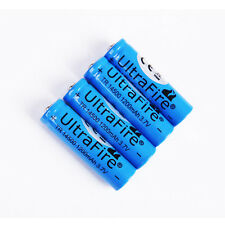 4 x 14500 3.7v 1200mah Ultrafire Recharge Protection Circuit Li-ion Battery AU