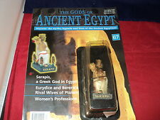 Hachette The Gods of Ancient Egypt - Issue 67 - Serapis - a Greek god in Egypt