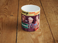 The Professionals Corgi Crime Fighters Advert MUG