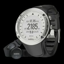 Suunto Ambit 1.5 Silver HR with Integrated GPS and Heart Rate Monitor