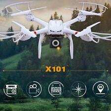 MJX X101 2.4G 3D Roll FPV RC 6-Axis HELICOPTER QUADCOPTER WIFI FOR BOYS KID