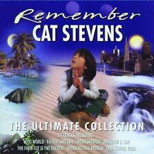 CAT STEVENS  REMEMBER THE ULTIMATE COLLECTION REMASTERED CD NEW