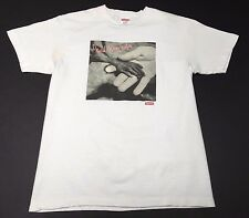 (M) SUPREME x DEAD KENNEDYS White Shirt Punk Hip Hop Skate Music