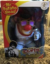 NRFB Mr.Potato Head Elvis Live Edition Elvis Presley Signature Product New