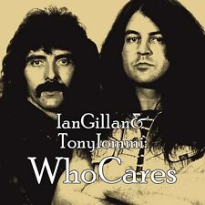 WHO CARES whocares Ian Gillan and Tony Iommi 2 CD  DEEP PURPLE & BLACK SABBATH )