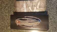 Microtech Knives Sigil -  Apocalyptic, Titanium Handle, Folding Knife  196-10AP