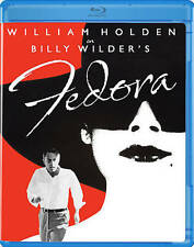 FEDORA BLU-RAY WILLIAM HOLDEN BILLY WILDER JOSE FERRER NEW SEALED WS + TRACKING!