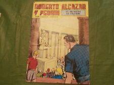 1979 Roberto Alcazar y Pedrin - El Secreto del Faraon Edival Editorial