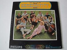 TAKE YOUR SHOES OFF WITH THE SERENDIPITY SINGERS VINYL LP 1964 THAT'S MY HOME EX