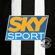 SPONSOR SKY HOME PRINT SET KIT FLOCAGE JUVENTUS 2004-2005