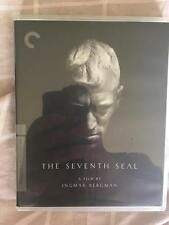 The Seventh Seal (Criterion) Blu-ray USED