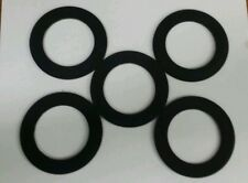 Jerry Can Gasket Replacement gasket for gallon metal gas can 5 pack