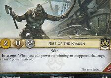 Rise of the Kraken AGoT LCG 2.0 Game of Thrones Taking the Black 12