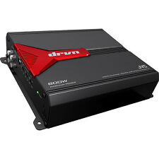 NEW! JVC KS-AX3201D Mono Class D DRVN Series Car Audio Power Amplifier 800W PEAK