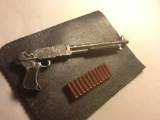 1/6 scale pistol grip pump shot gun with shells highly deatailed (dragon/21st)