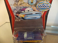 Disney pixar cars colour /color changers  RAMONE PURPLE RAINBOW COLOURS