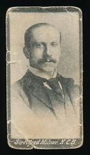1901 T426 American Tobacco Co. CELEBRITIES -Sir Alfred Milner K.C.B.
