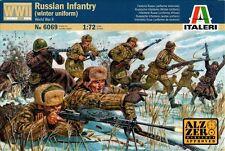 Italeri - Russian infantry (winter uniform-WWII) - 1:72