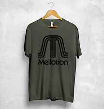 Mellotron T Shirt Top The Beatles Moody Blues King Crimson Genesis Music Gift