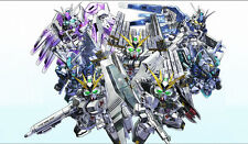 334 SD Gundam PLAYMAT CUSTOM PLAYMAT ANIME PLAYMAT FREE SHIPPING