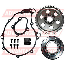 YAMAHA RAPTOR 660 HEAVY DUTY ONE WAY STARTER CLUTCH GEAR KIT SET 2001 2002 2003