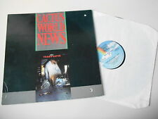 """LP Pop Cactus World News - Years Later 12"""" (3 Song) MCA REC - cut out -"""