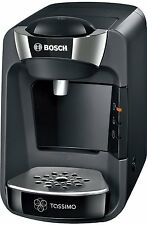 Bosch Tassimo Coffee Machine & Hot Drinks Maker T32 TAS3202GB SUNY Black Chrome