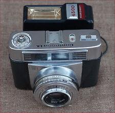 Zeiss Ikon Contessa LK Carl Zeiss Tessar 50mm 2.8 Flash Light Kakonet 4500