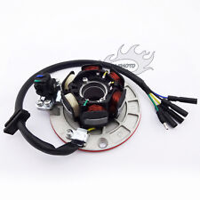 Pit Dirt Bike Magneto Stator W/ Light For YX 140cc 150cc 160cc PitsterPro Stomp