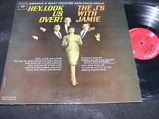 Pop Jazz Vocal LP Group Oddity THE J's WITH JAMIE HEY LOOK US OVER Columbia 1963