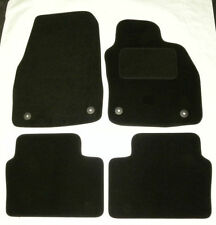 Tailored Black Car floor mats Vxr for VAUXHALL ASTRA H MK5 2004 TO 2009 B1304