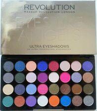 Revolución de Maquillaje Sombra de Ojos Paleta Nuevo 16g