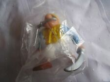 Collectible Imaginext Fisher Price yellow white blue Pirate Knife in Mouth sword