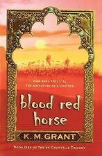 Blood Red Horse by K. M. Grant, signed with bonus