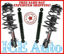 2007-2010 Chevrolet Equinox FCS Complete Loaded Front Struts & Rear Shocks