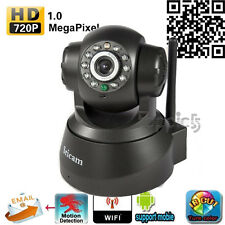 Sricam Telecamera HD Wifi 1.0MP H.264 Wireless IP Camera Videosorveglianza