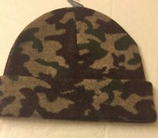 POLO RALPH LAUREN Camouflage  Cuffed HAT BEANIE