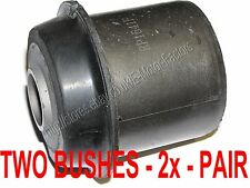 AUDI A6 REAR AXLE SUBFRAME BUSHES without BRACKET -PAIR