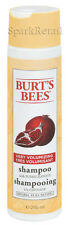 Burt's Bees Organic VERY VOLUMIZING Shampoo With Pomegranate 295ml Burts Volume