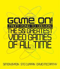 Game On!: From Pong to Oblivion - The Greatest Video Games of All Time   F1