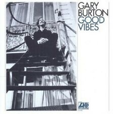 GARY BURTON - GOOD VIBES  CD NEU