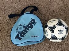 New Adidas Tango Indoor Star  Match Ball Super Rare  80s vintage nasl