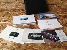 MERCEDES W210 E320 OEM OPERATOR INFORMATION INFO HAND BOOK OWNERS MANUAL CASE