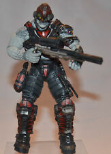 Loose NECA Locust Sniper (Version 2) Figure GEARS OF WAR 2 gow LOCUST Toys R US