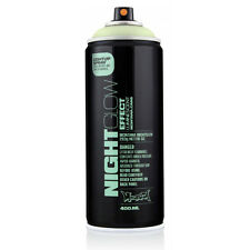 Montana NIGHT GLOW In The Dark Acrylic Luminescent Spray Paint  Urban Art 1 Can
