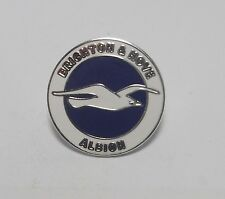Brighton & Hove Albion FC-Insignia de cresta de esmalte.